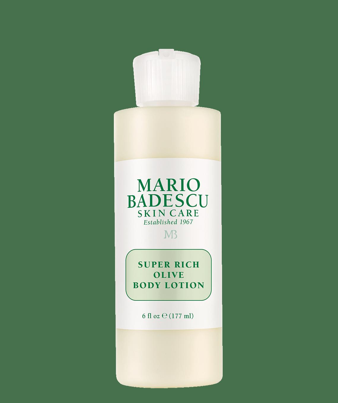 Crema de Cuerpo Super Rich Olive Body Lotion 177 ml