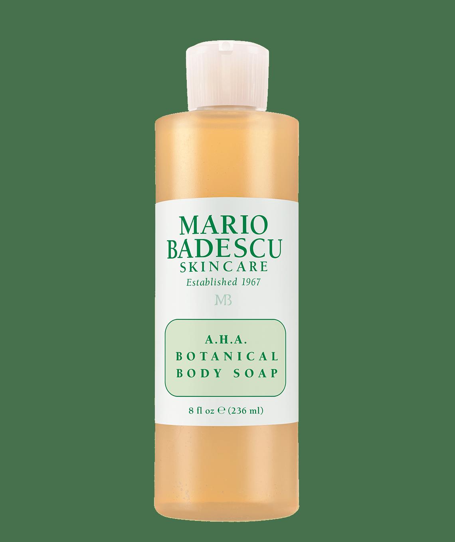 Limpiador Corporal a h a Botanical Body Soap 236 ml