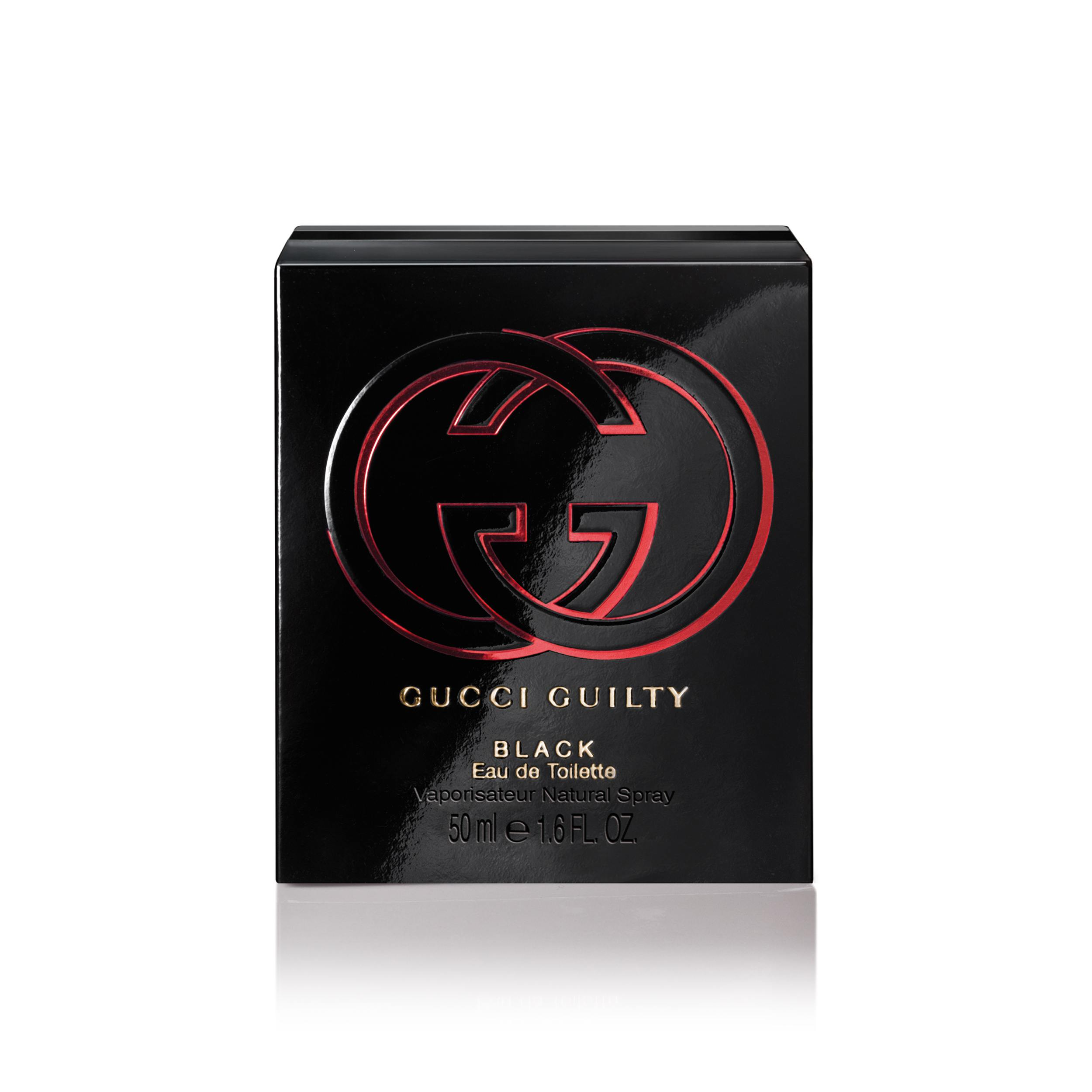 Perfume Mujer Gucci Guilty Black edt 50 ml