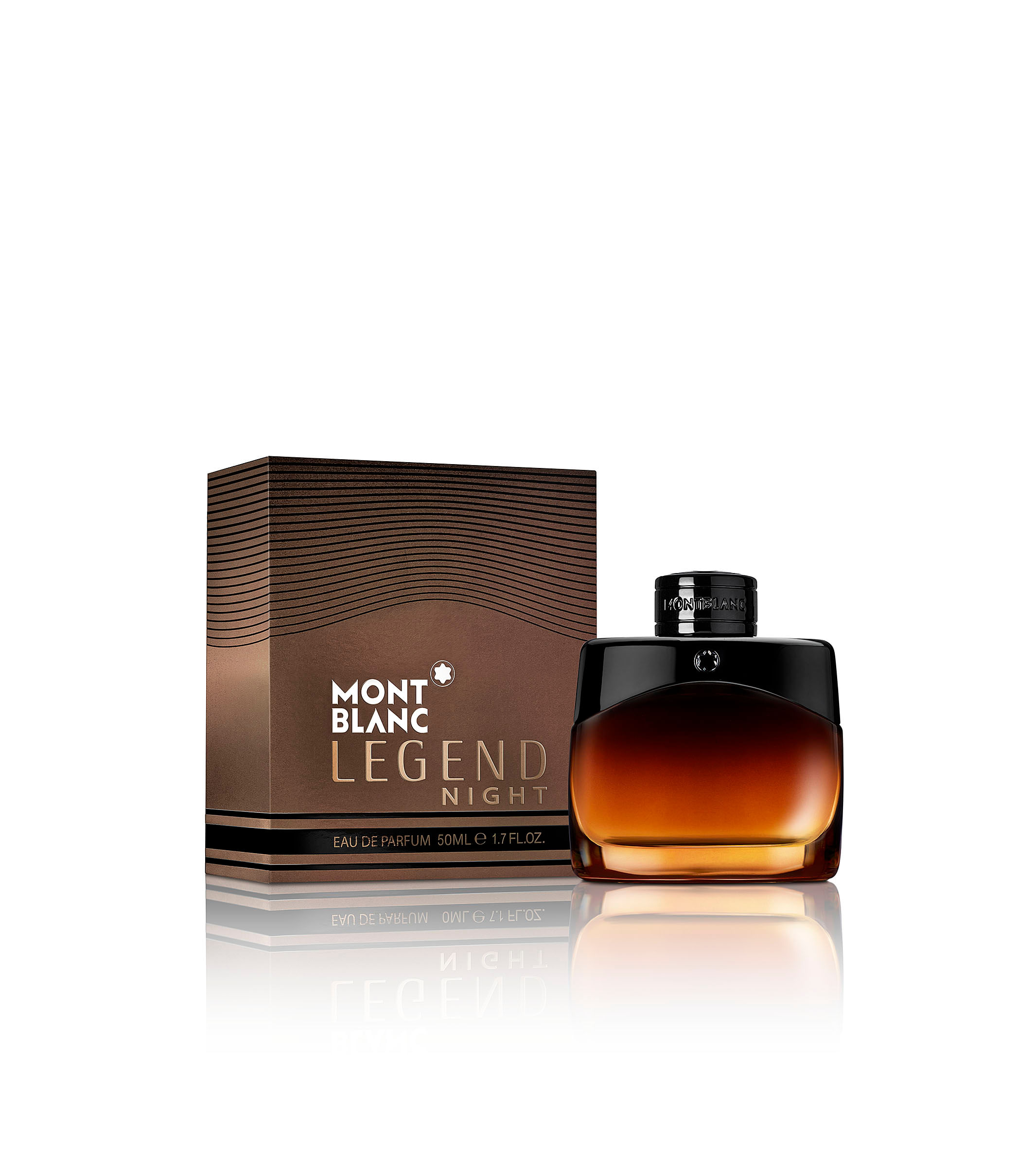 Perfume Hombre Legend Night edp 50 ml