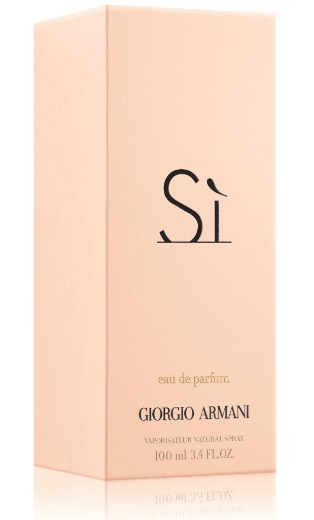 Perfume Mujer sí edp 100 ml