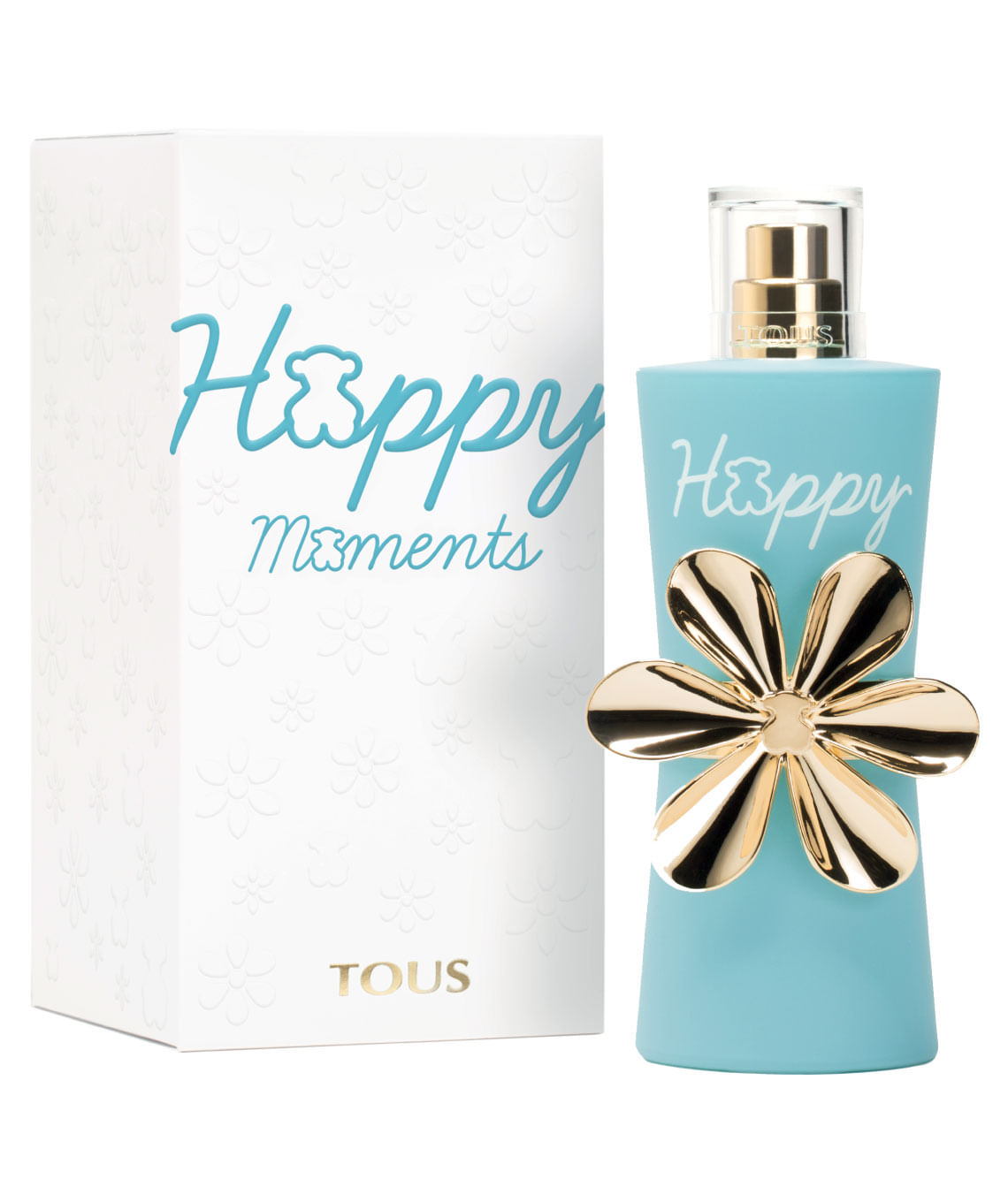 Perfume Mujer Happy Moments Edt 90 Ml