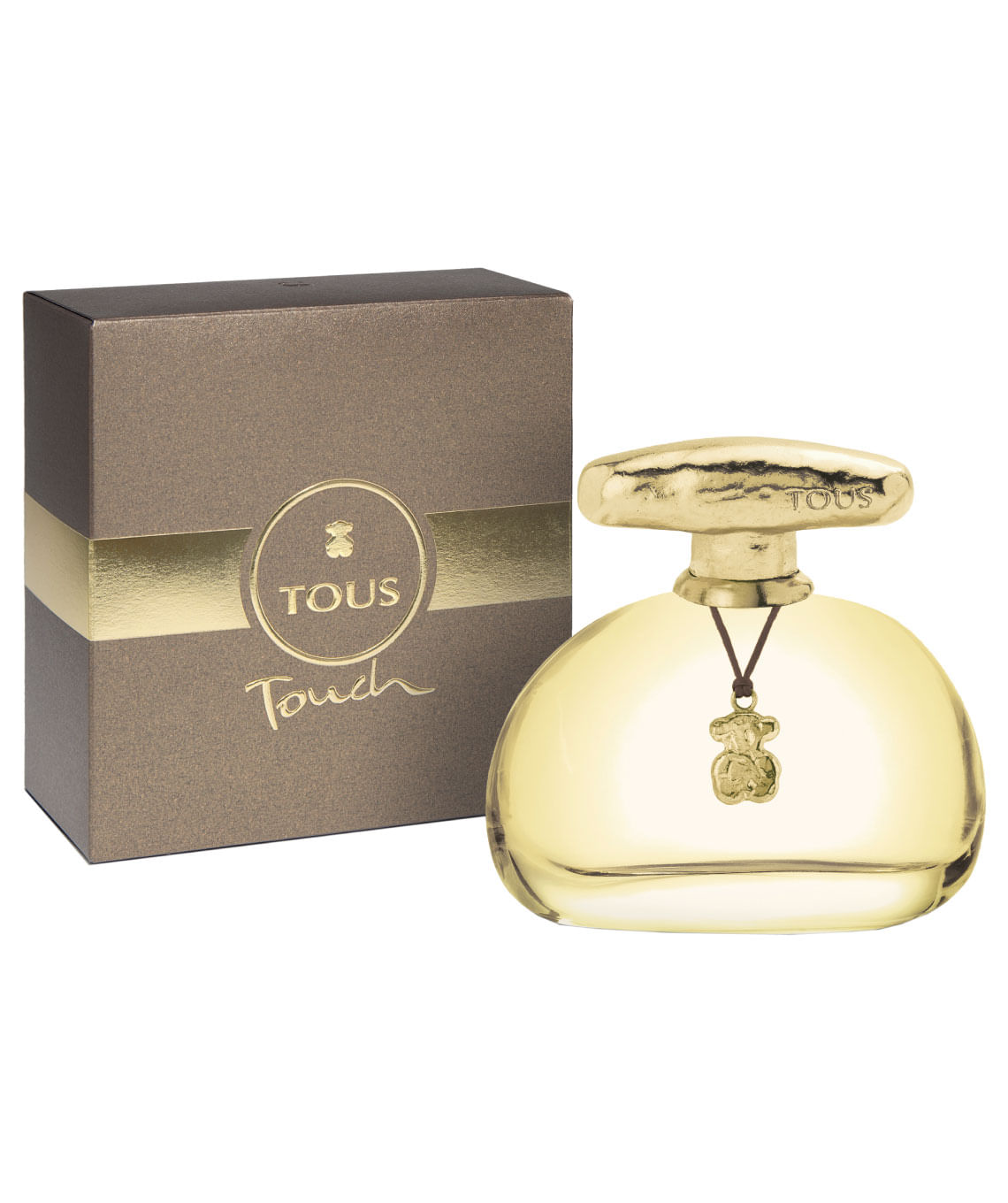 Perfume Mujer Touch edt 100 ml