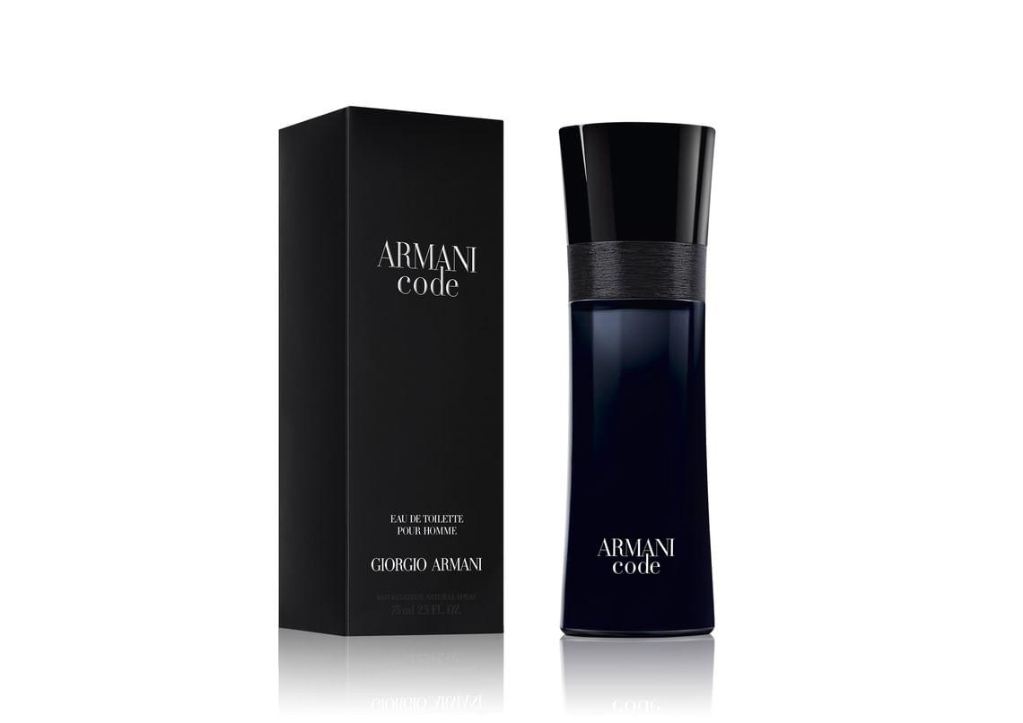 Perfume Hombre Code edt 75 ml