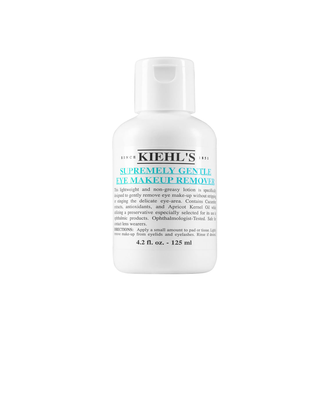 Limpiador Supremely Gentle eye Make up Remover 125 ml