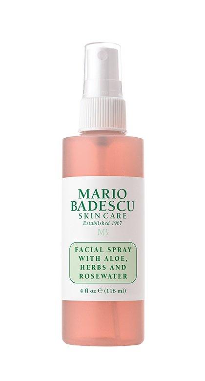 Spray Hidratante Agua de Rosas Rosewater Facial Spray 118 ml