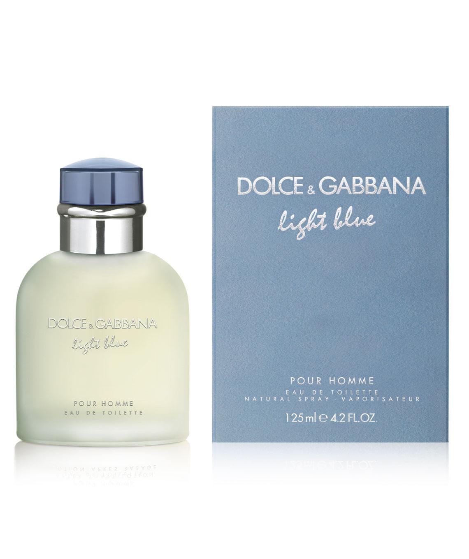 Perfume Hombre Light Blue Pour Homme edt 125 ml