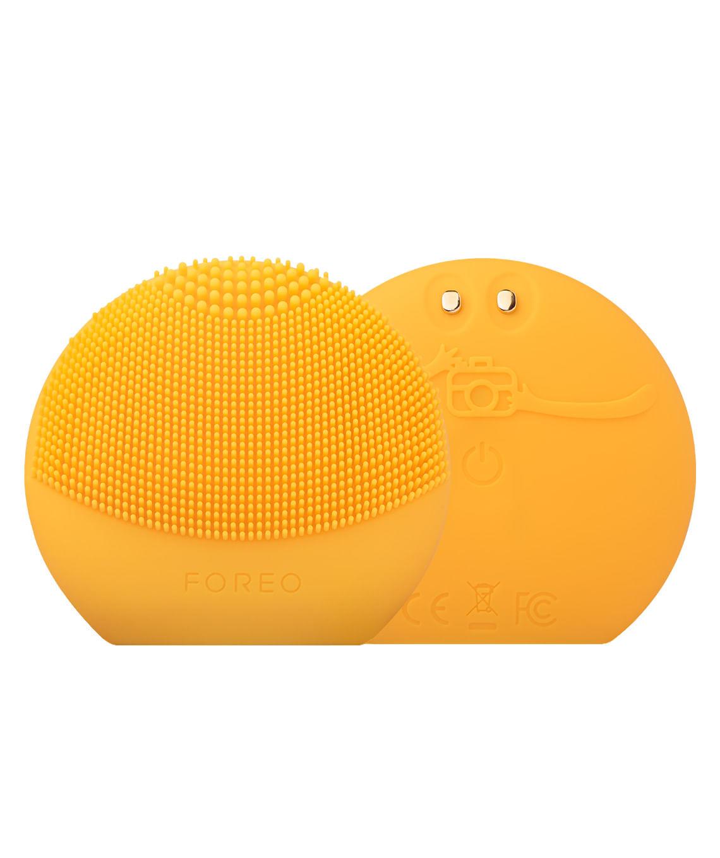 Cepillo Limpieza Facial Luna Fofo Amarillo Sunflower Sunflower