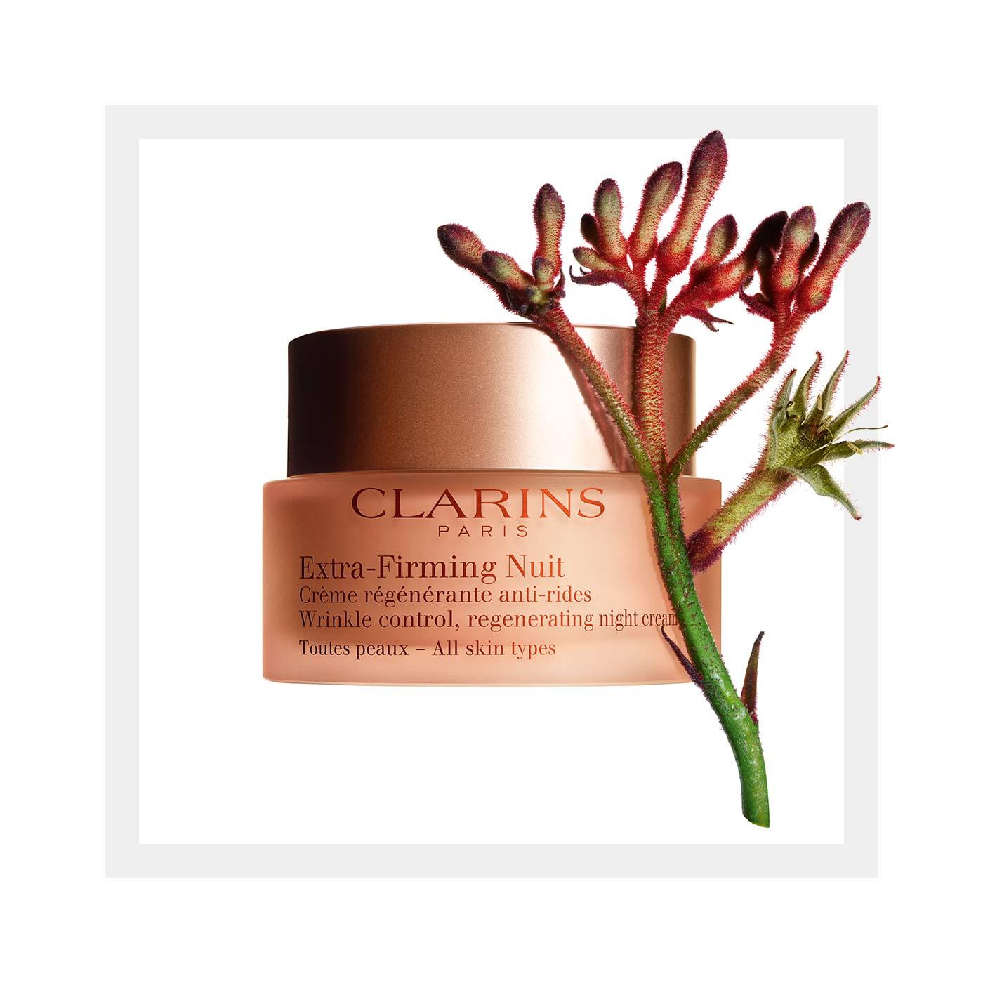Crema de Noche Antiedad Extra Firming all Skin Types 50 ml