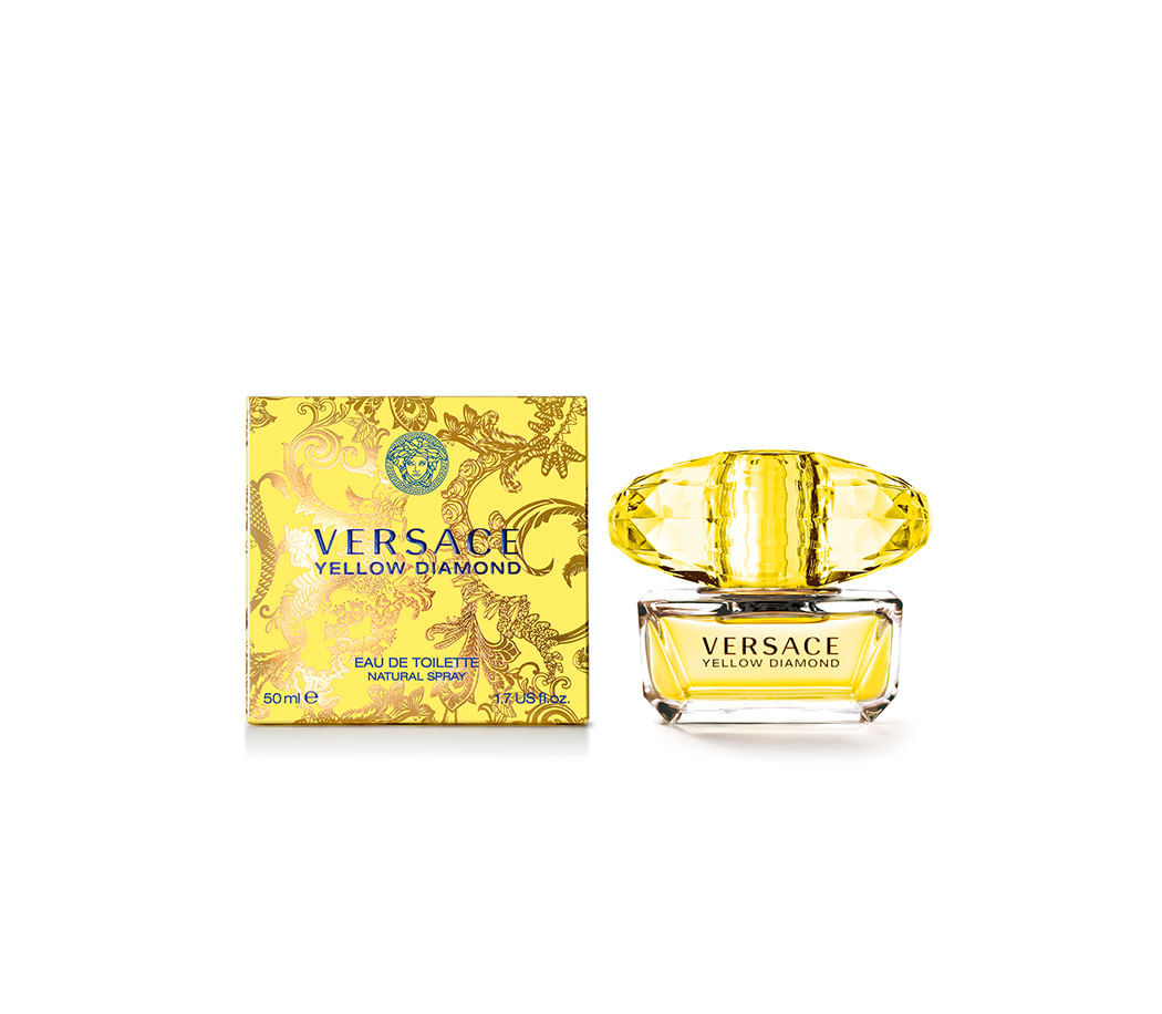Perfume Mujer Yellow Diamond edt 50 ml