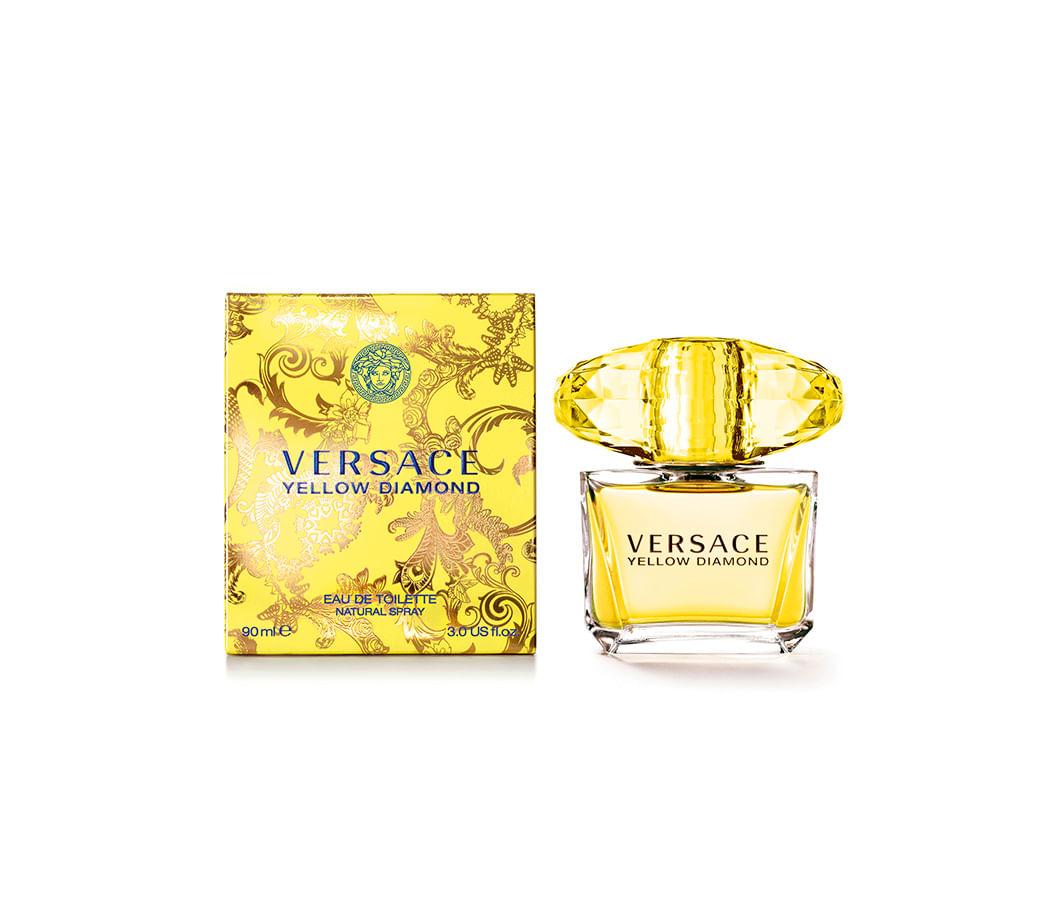 Perfume Mujer Yellow Diamond edt 90 ml