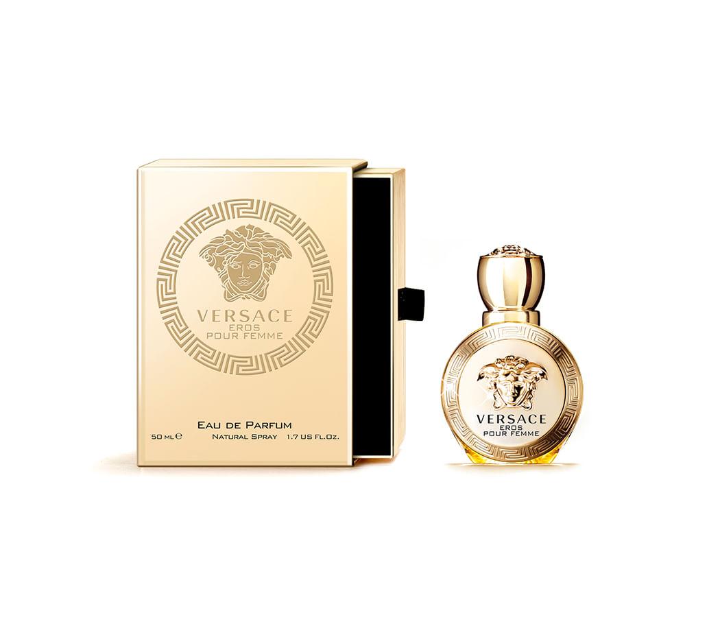 Perfume Mujer Eros edp 50 ml