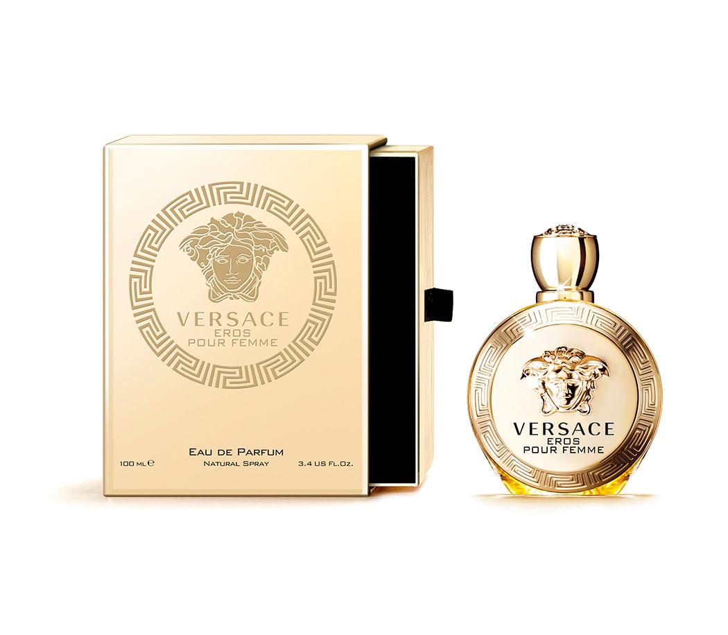 Perfume Mujer Eros edp 100 ml