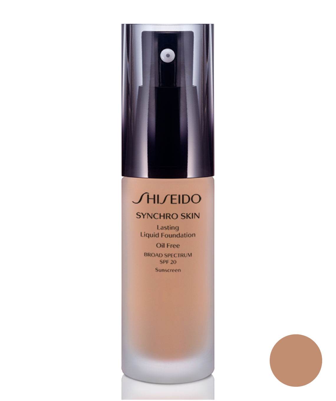 Base Synchro Skin Lasting Liquid Foundation Neutral 3 30 Ml