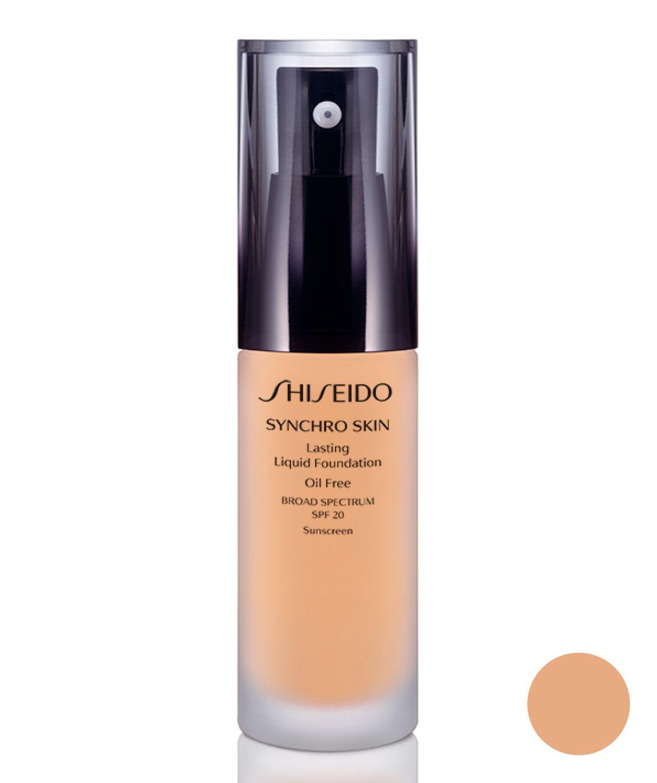 Base Synchro Skin Lasting Liquid Foundation Golden 2 30 ml