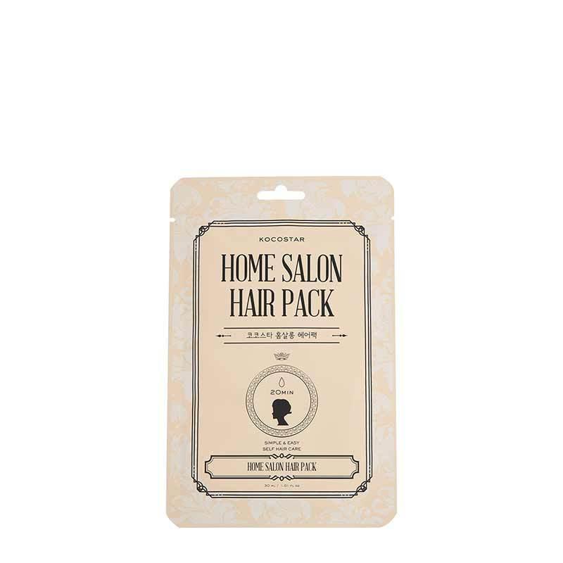 Mascarilla Para el Pelo Home Salon Pack