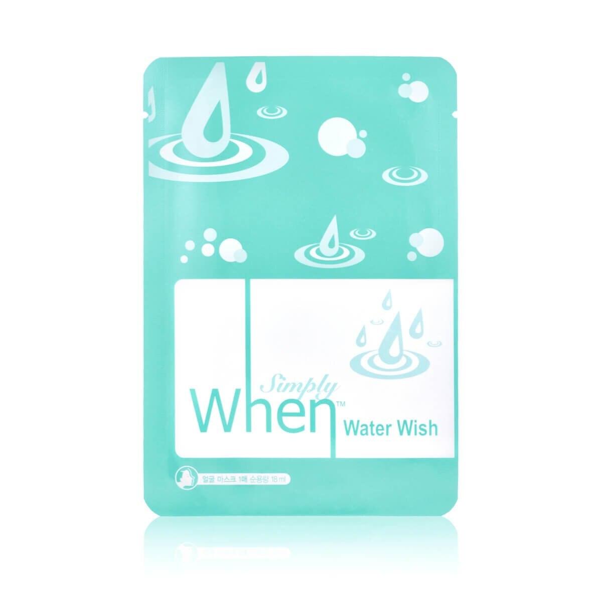 Mascarilla Hidratante Water Wish