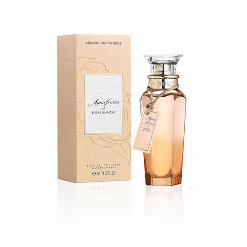 Perfume Mujer Agua Fresca de Rosas Blancas edt 60 ml