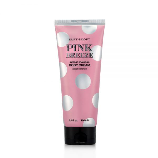 Crema de Cuerpo Pink Breeze Intense Moisture Body Cream 200 ml