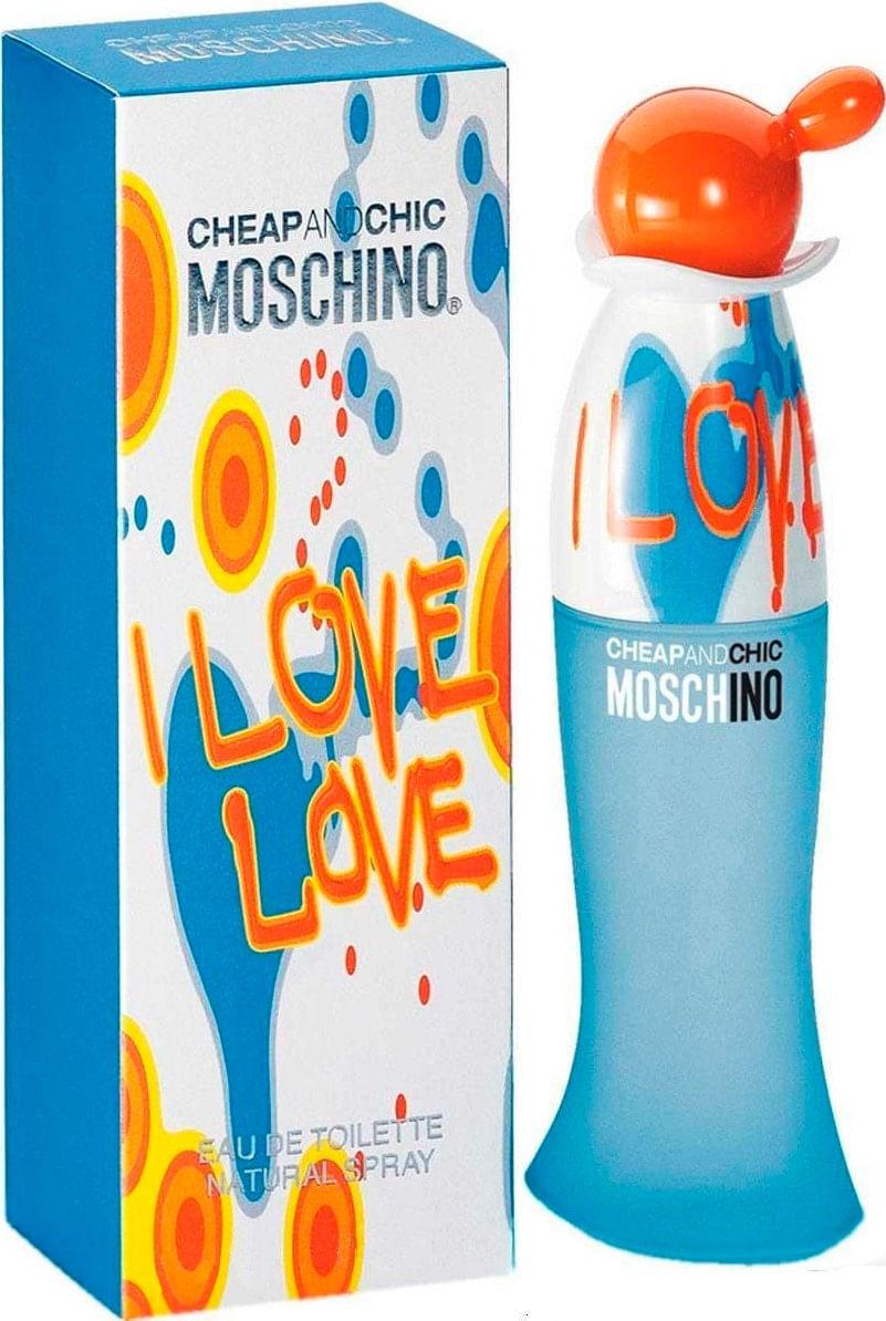 Perfume Mujer i Love Love edt 100 ml