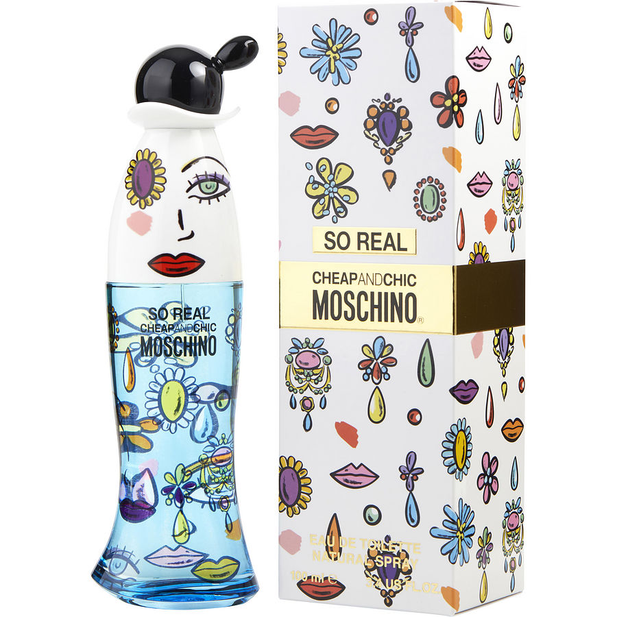 Perfume Mujer so Real Cheap Chic edt 100 ml