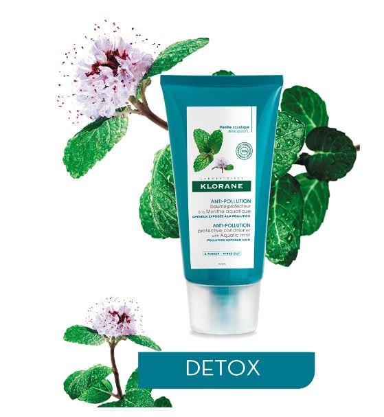 Acondicinador Detox Menta Acuática 150 ml