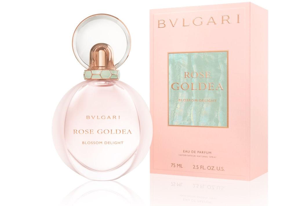 Perfume Mujer Golden Blossom Delight edp 75 ml