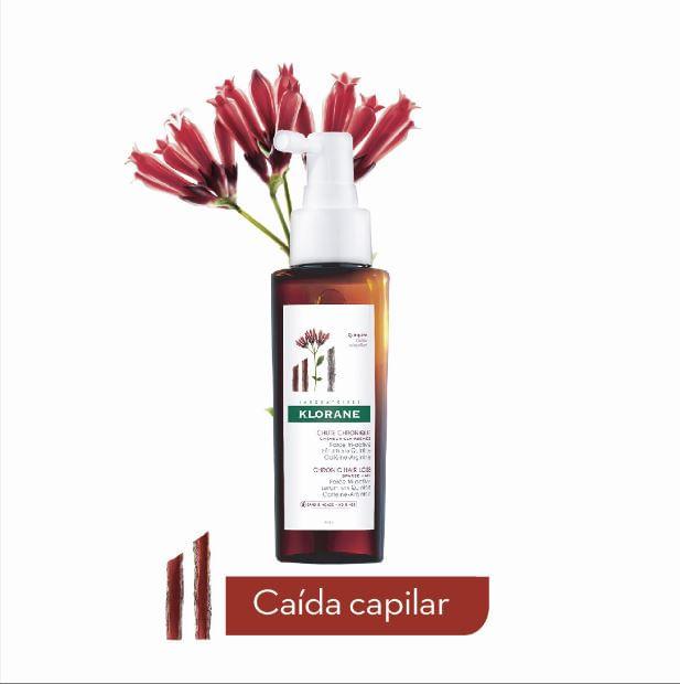 Serum Fortificante Quinina Anticaída Triple Acción 100 ml