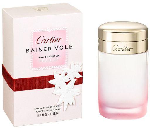 Perfume de Mujer Baiser Vole Fraiche edp 100 ml