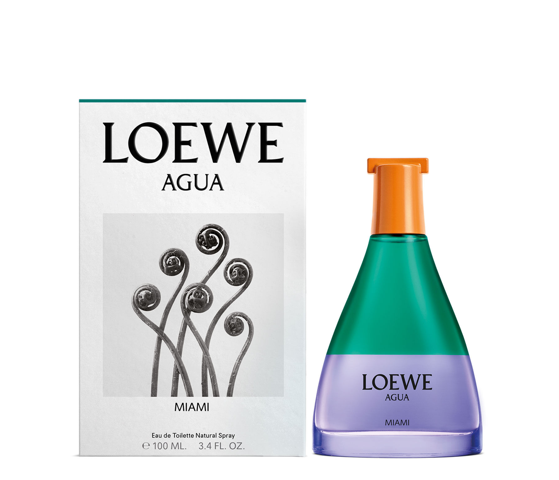 Perfume Mujer Loewe Agua Miami Beach edt 100 ml