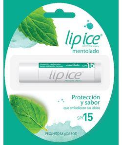 61453-Lip-Ice-Barra-Blister-Mentolado-FPS-15-3.5-gr