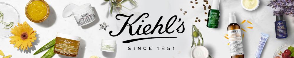 Banner Kiehl's